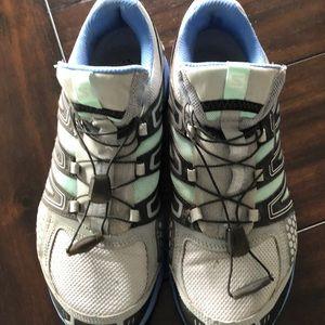 Salomon Mission 2 trail shoes